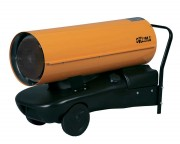 Oklima SD - kompakt varmekanon
