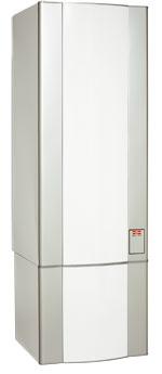 Vølund varmtvandsbeholder - Central 200 - 450