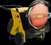 SX180 Anteco strålevarmekanon